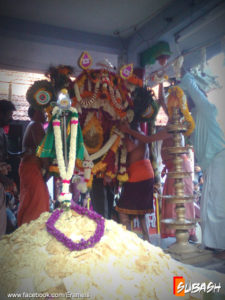 pattariyar Theru kavadi